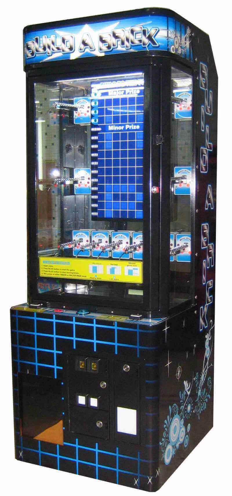 Gift Game Vending Machines
