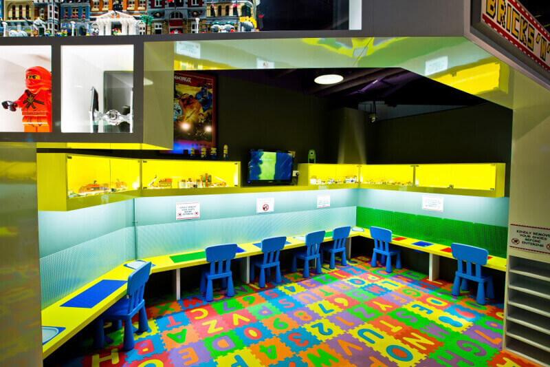 Profitable & New Lego Theme Concept Cafe For Take Over