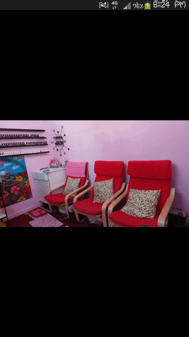 manicure&pedicure shop for sale low price