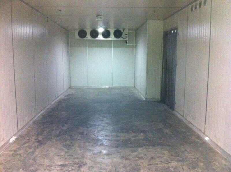 Cold Room For Sale/Lease