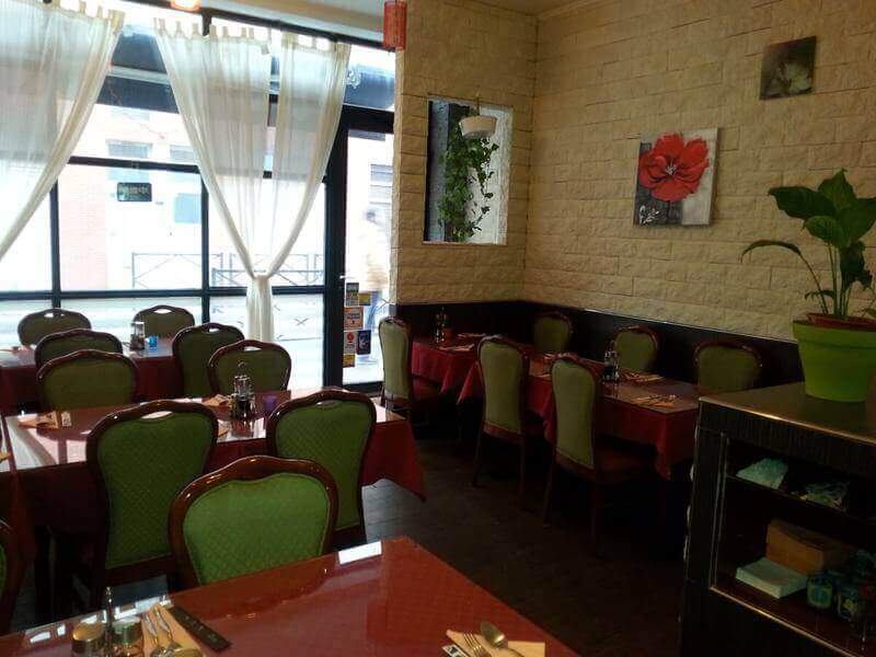 法国巴黎日餐经营餐厅转让