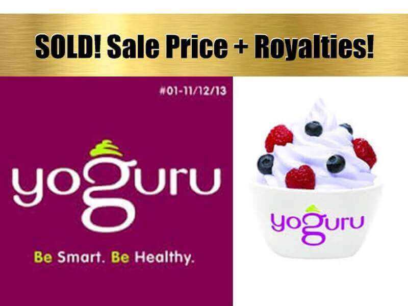 SOLD!! Yoguru--Premium Frozen Yogurt Group Of Companies (David 91455466)