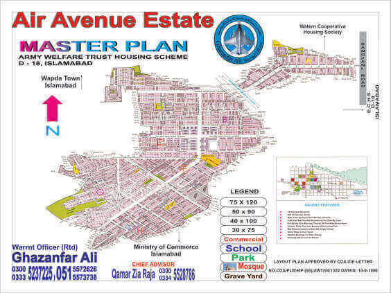 Plots,Land,Real Estate Islamabad