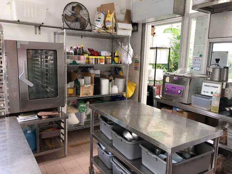Catering Kitchen For Takeover (Near Cbd, Super Cheap Rent)