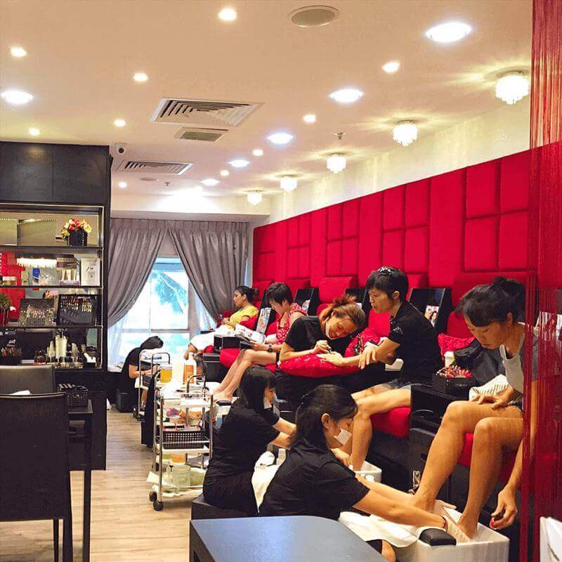 Profitable, 14 year old well established Nail Salon/ Spa for Takeover.