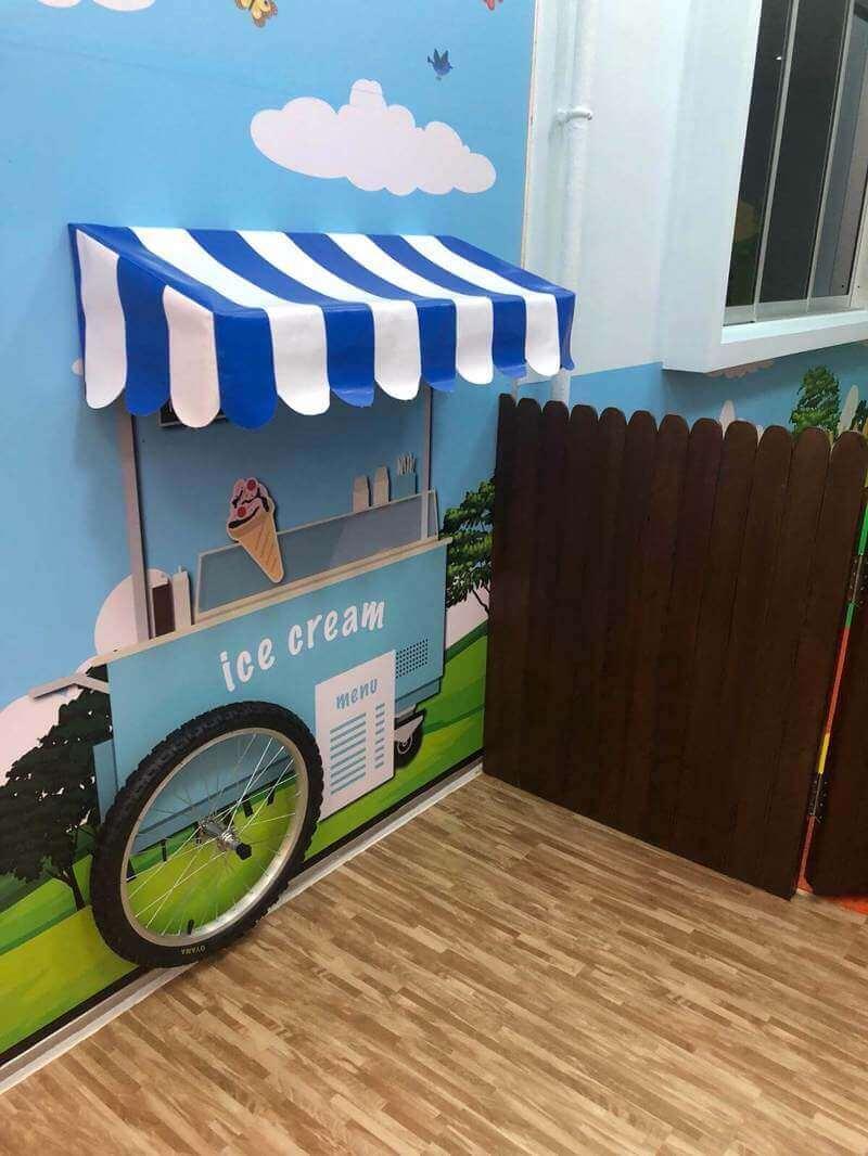 Brand New Preschool For Sale