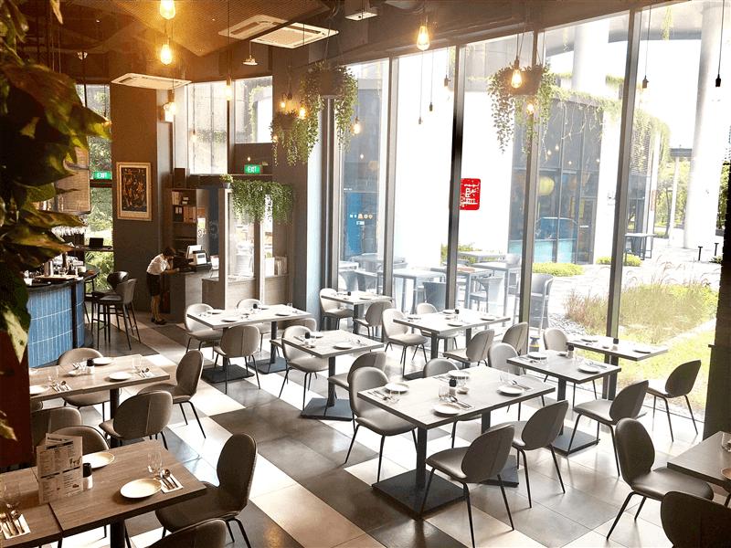restaurant Italian concept at Stevens rd F&b