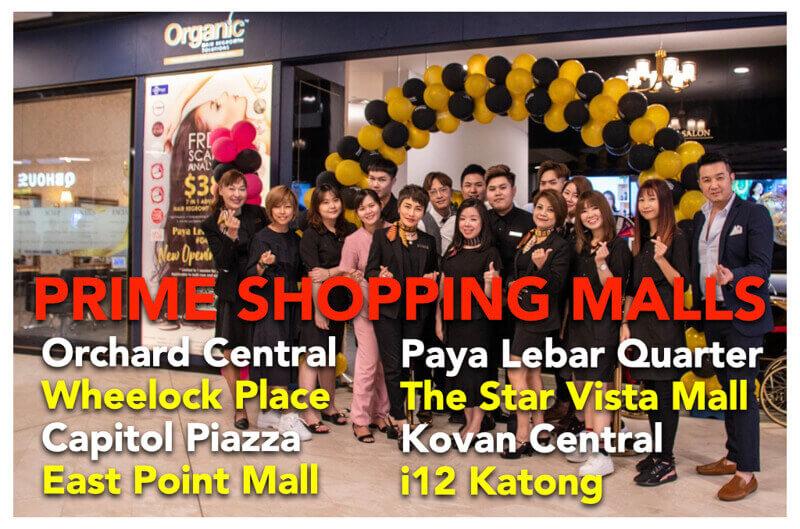 女性创业商机 Ladies Only: Micro-Business Hair & Beauty E-Commerce +Plus Outlets