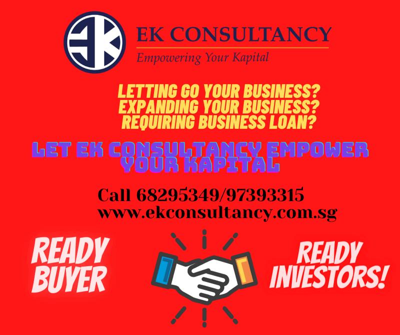 *** EK Consultancy ***