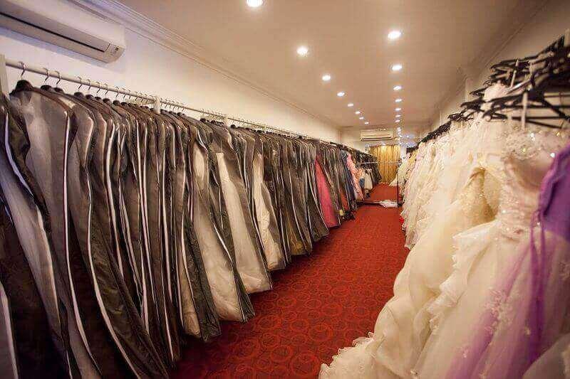 马来西亚婚纱店出售