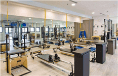 Pilates And Fitness Studio