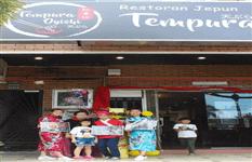 Tempura Oyishi Restaurant