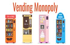 Fresh Coffee Bean Vending Machine seeking investors. Automate your passive income.