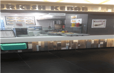 Halal Western/Kebab Canteen Stall In NYP